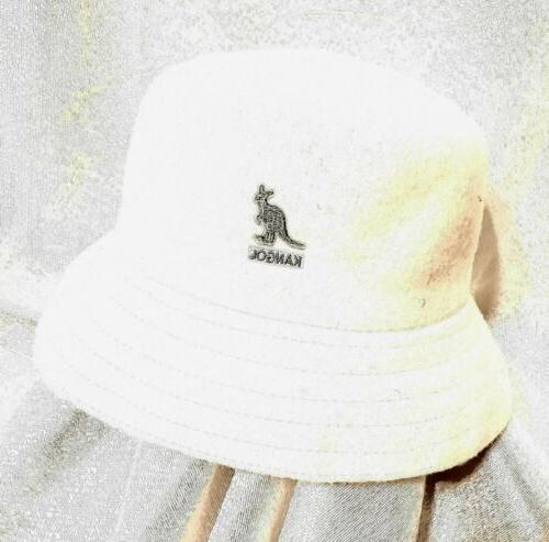 NEW! HAT WOOLMARK WHITE 50% RETAILS