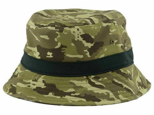 New Under Armour Khaki Hat Hunting Golf M/L