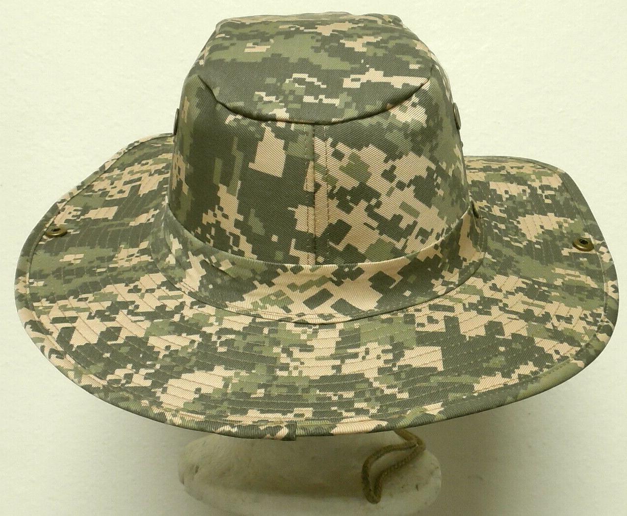 NEW ARMY BUSH AUSSIE JUNGLE HAT