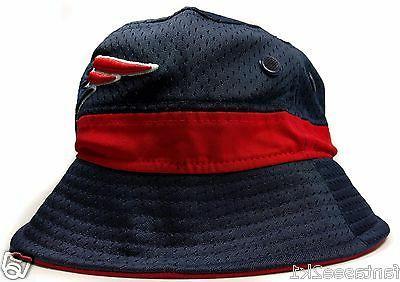 New Patriors Era Men's Bucket Cap Lg/XL