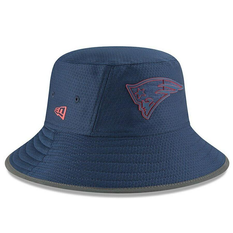 new england patriots bucket hat 2018 on