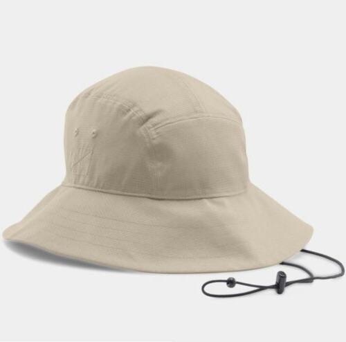 New Black Bucket Hat- Sand