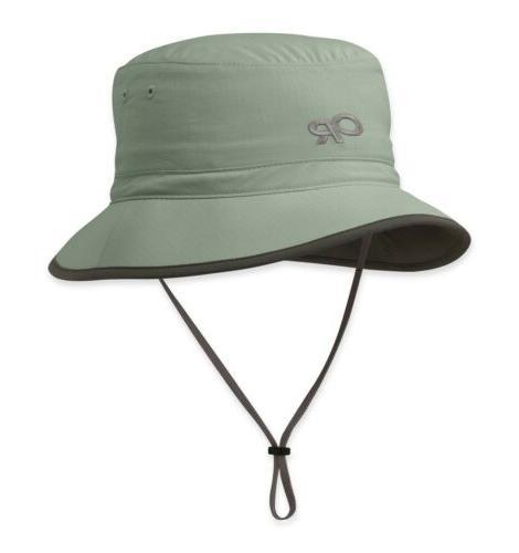 new sun bucket hat sage green availabe