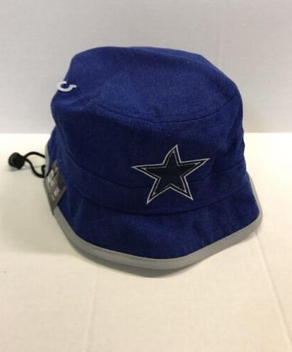 NFL Dallas Cowboys New Era Stunt Bucket Hat, X-Large