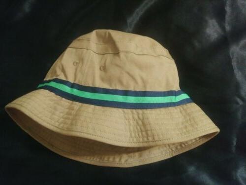 nwt boys bucket hat backyard explorer fisherman