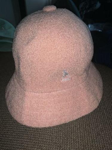 nwt mens bermuda casual bucket hat dusty