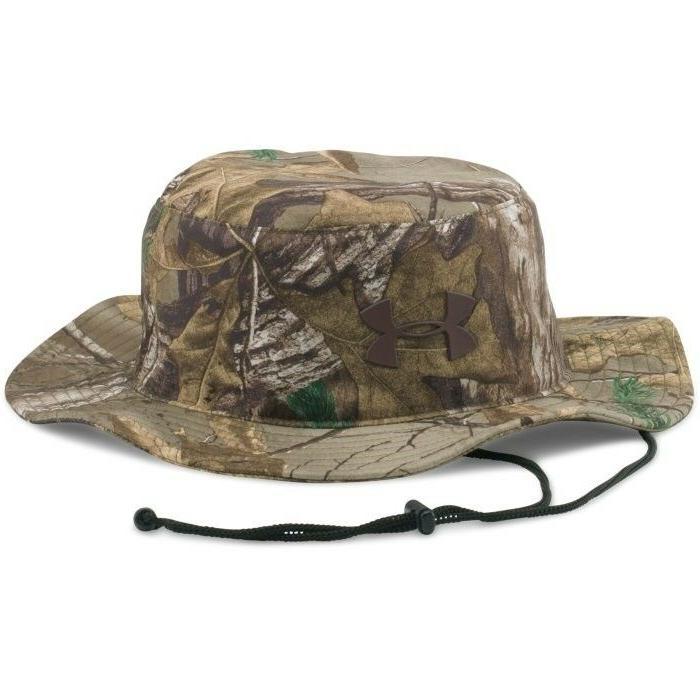 NWT UNISEX 1276155 947 RT CAMO BUCKET HAT $35