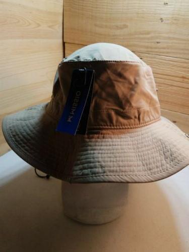 one sz khaki hydroactive cooling bucket hat