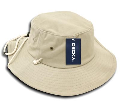 Decky Aussie Boonie Bucket Caps