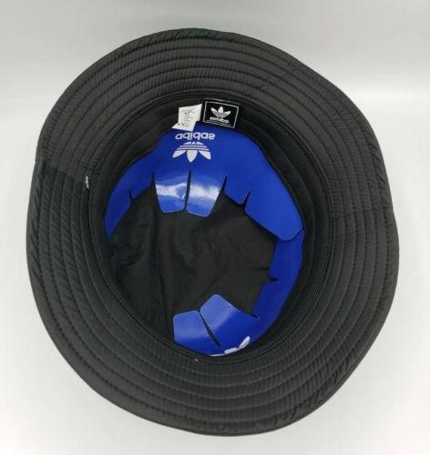 Adidas Originals Unisex Nite Bucket Hat Black Cap CM3879