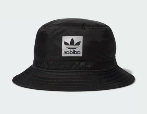 Adidas Originals Unisex Nite Bucket Black Cap Fast