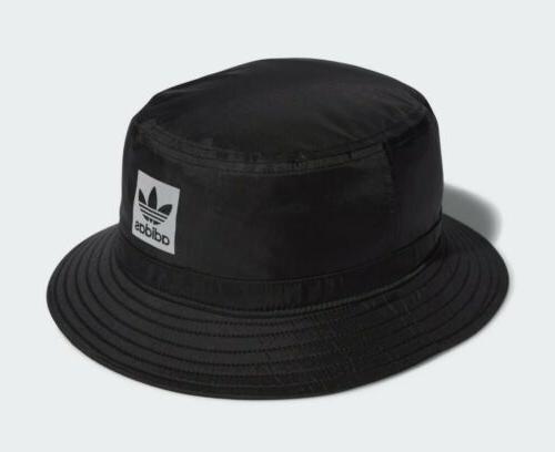 originals unisex nite bucket hat black reflective