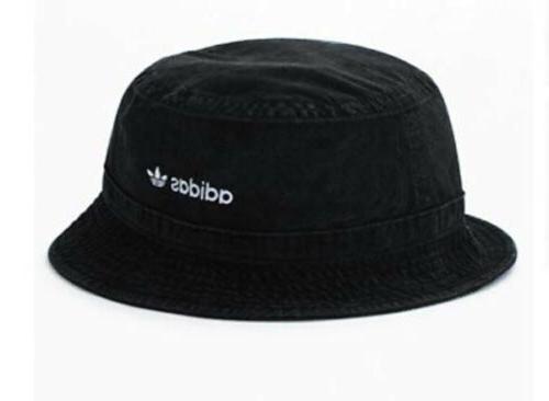 adidas Unisex Bucket White Black Camo