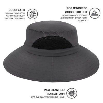 Outdoor Men Bucket Hiking