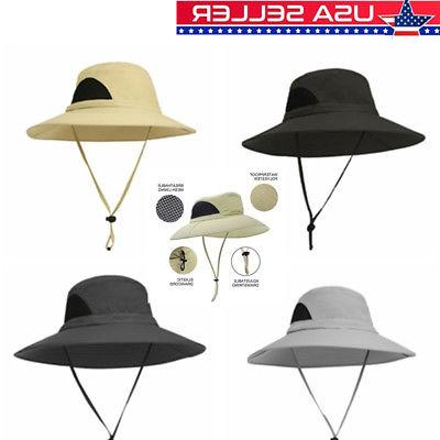 outdoor men women boonie bucket hat cap