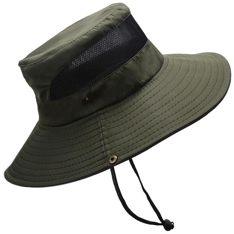 Outdoor Bucket Hunting Safari Hat