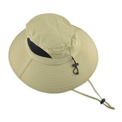 Outdoor Women Bucket Hats Fishing Hiking Hat