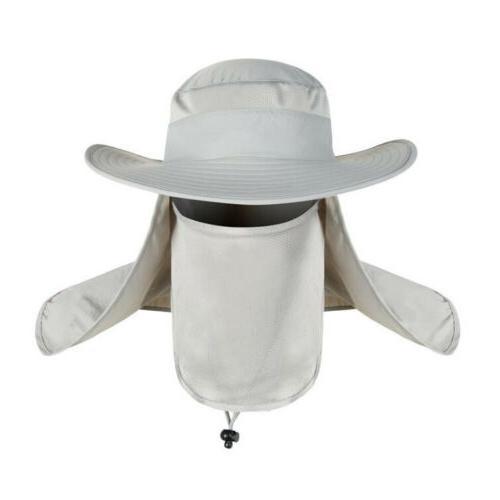 Outdoor Flap Cap Bucket Hat