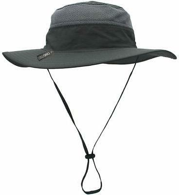 Camo Coll Outdoor UPF 50+ Boonie Hats Summer Sun Protection