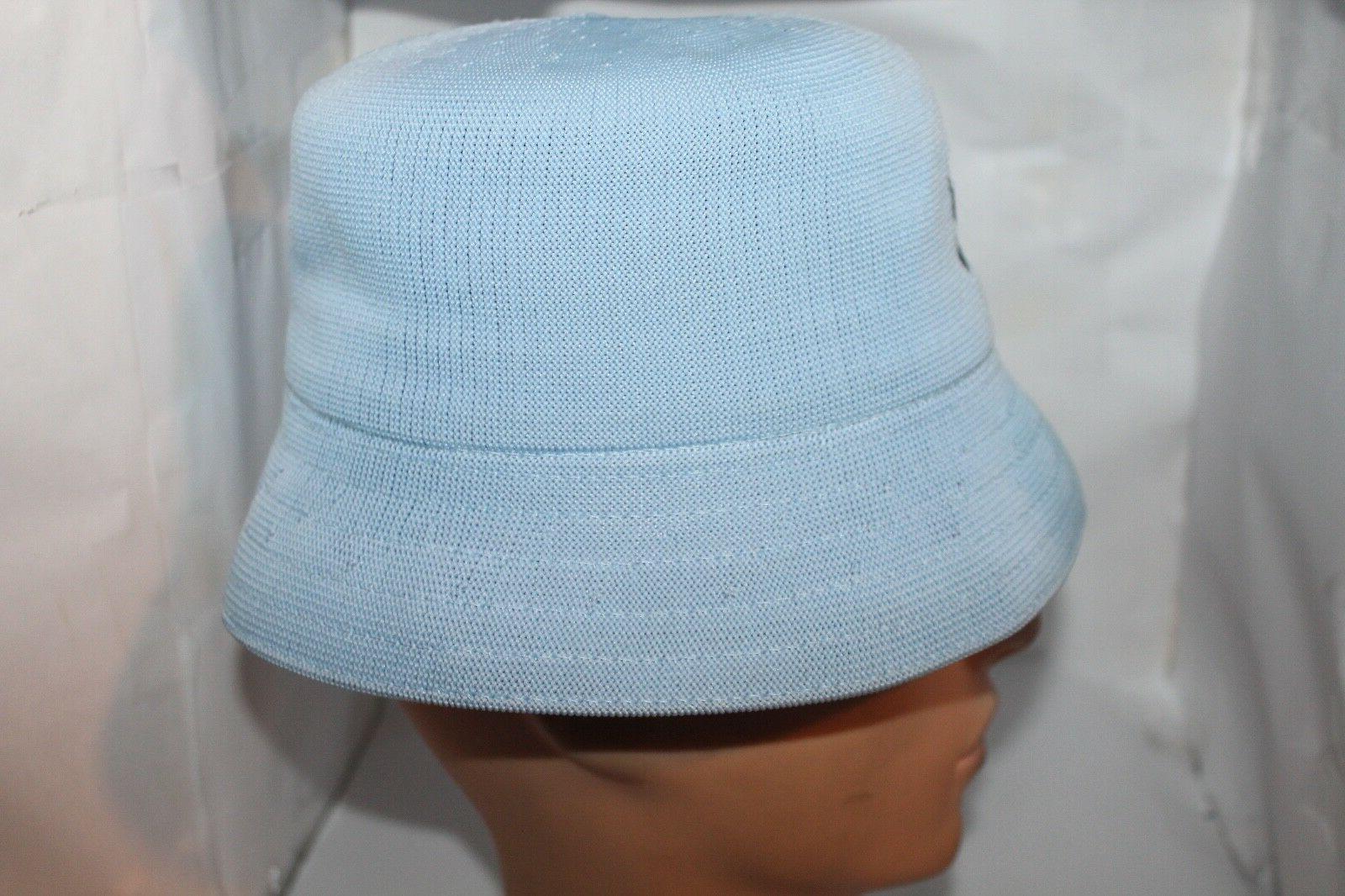 %100 Authentic KANGOL ventair Cap Light Blue NEW