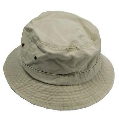 Pigment Cotton Bucket Hat Color Fishing Hat MCI Caps
