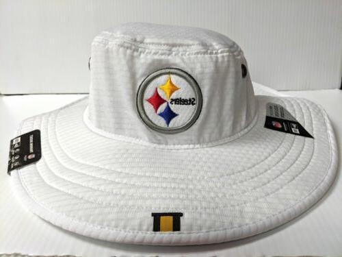Pittsburgh Steelers New White Field Cap