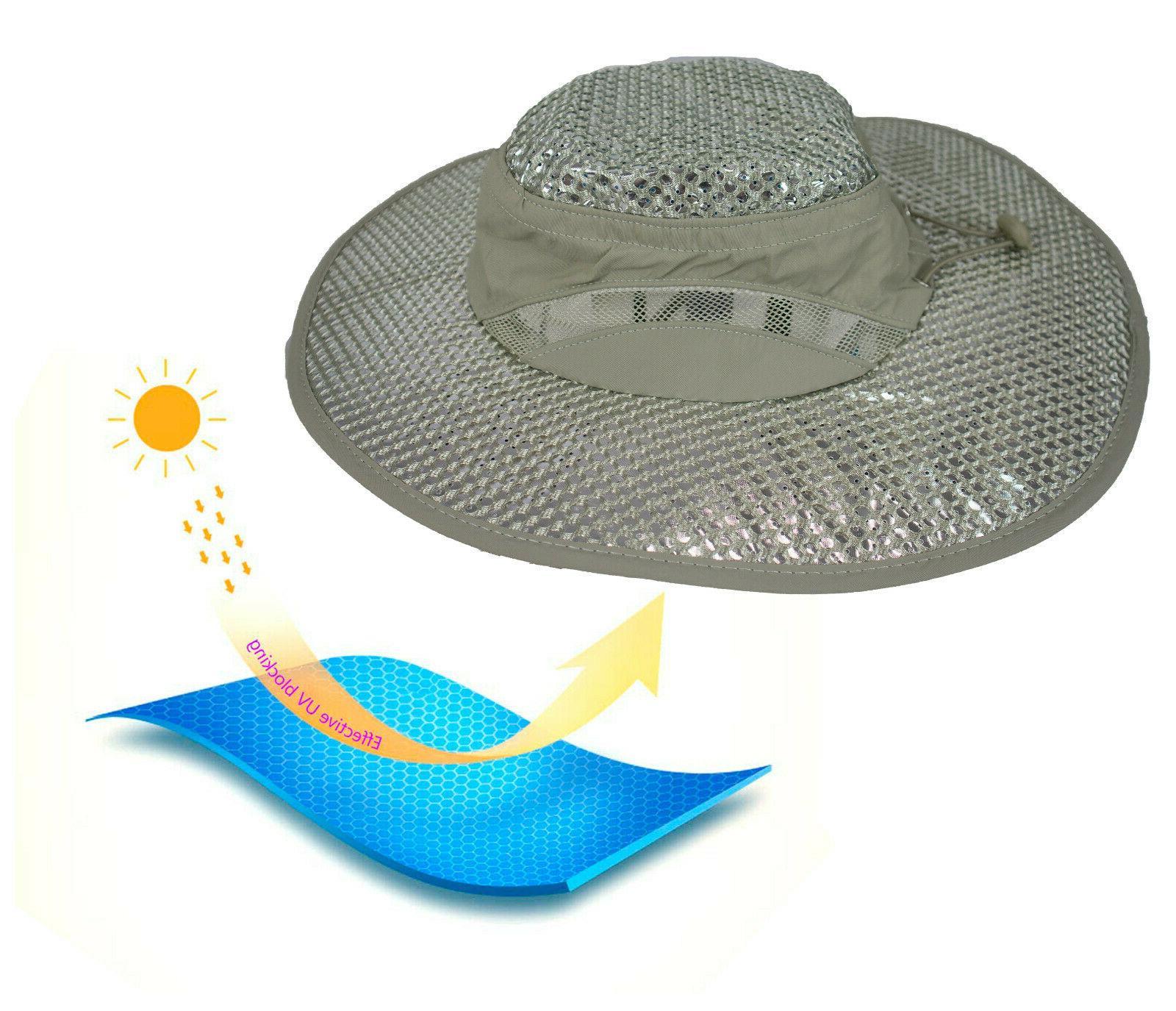 Polar Hydro Evaporative Hat UV Bucket Solar