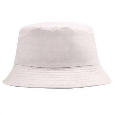 Bucket Hat Hunting Solid Cap Men Summer Gracious