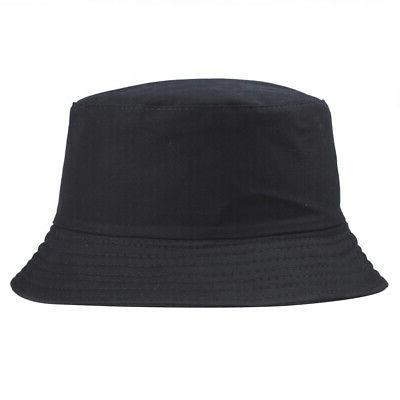 Bucket Hat Hunting Fishing Solid Cap Men Gracious