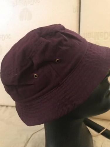 Purple Cap Hip Size Summer Beach