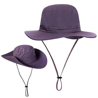 Unisex Hat Protection Boonie Hunting Safari Bucket Hat