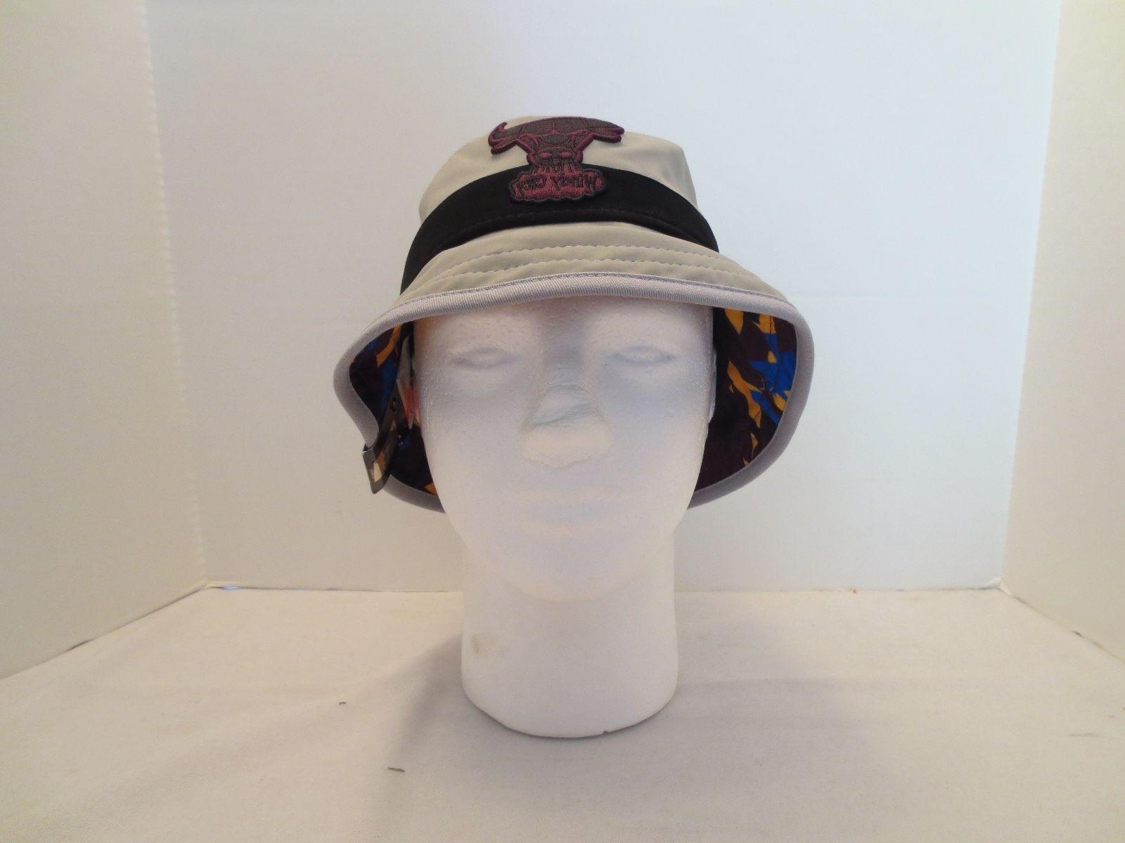 retro 7 vii bordeau bucket hat cap