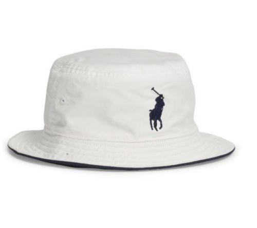5062c774b7b Polo Ralph Lauren Reversible Bucket Hat Size S M