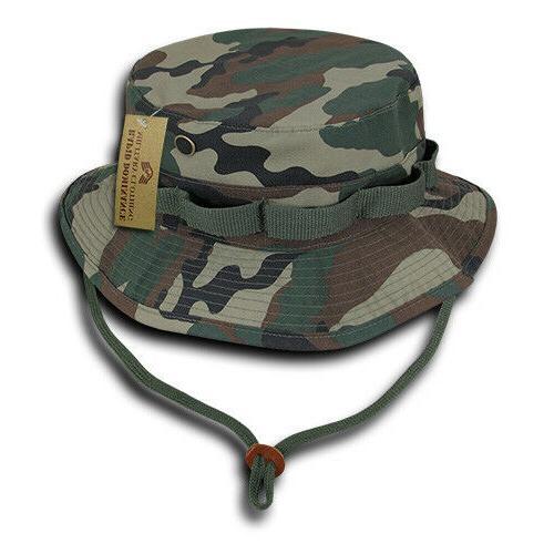 Rapid Ripstop Bucket Cotton Caps