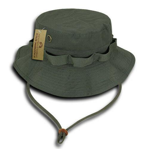 Rapid Bucket Military Cotton Hats