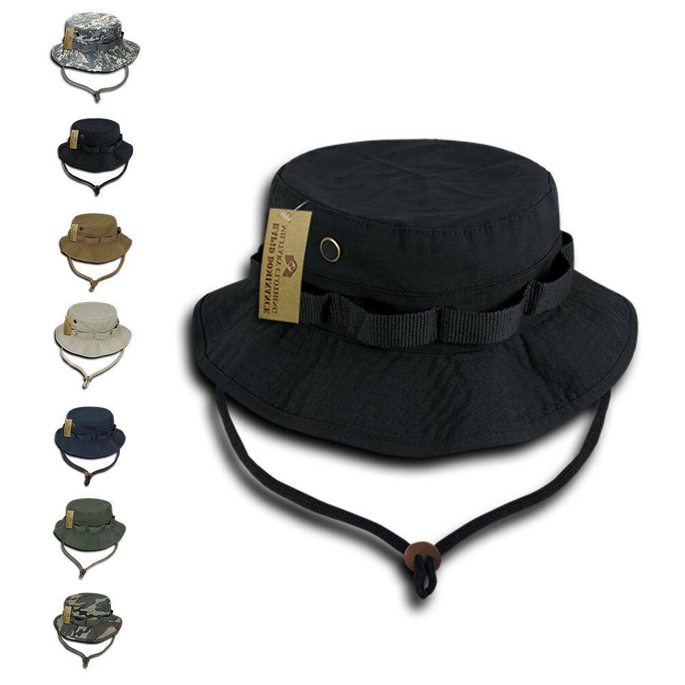 ripstop boonies bucket military fishing hunting cotton