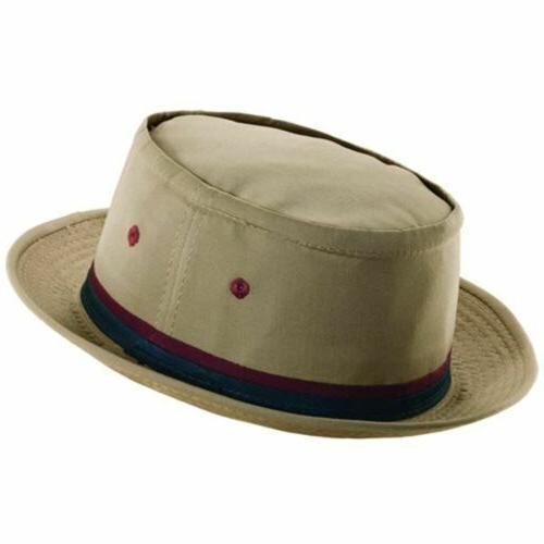 Dorfman Roll up Bucket Hat