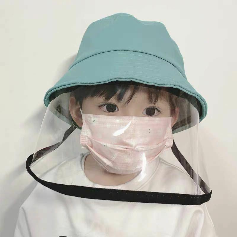 Safety Bucket Hat Boonie Fisherman Hat