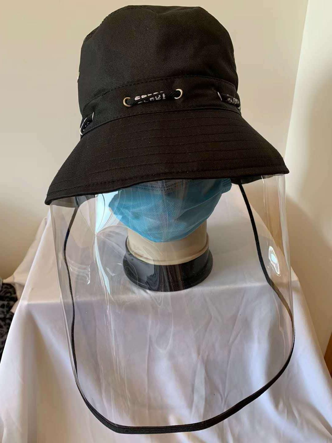 Safety Facial Bucket Hat Outdoor Hat For Kids