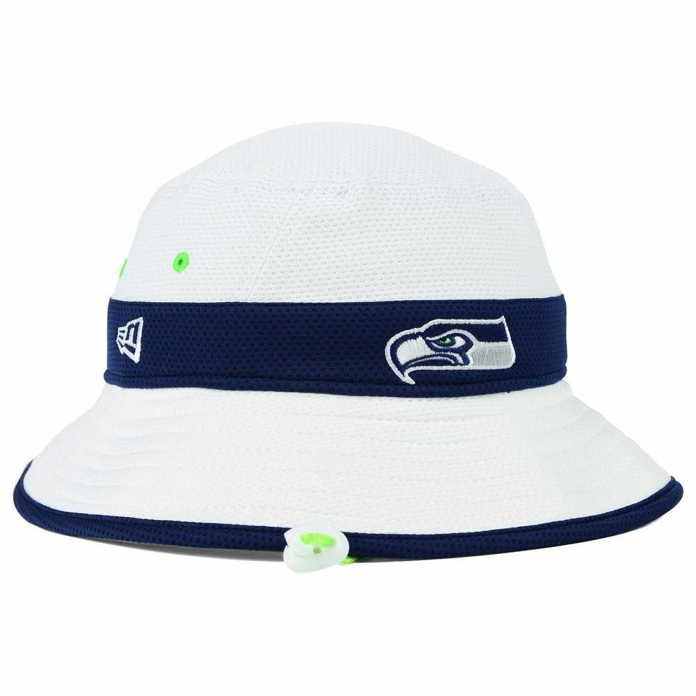 seattle seahawks nfl training camp bucket men