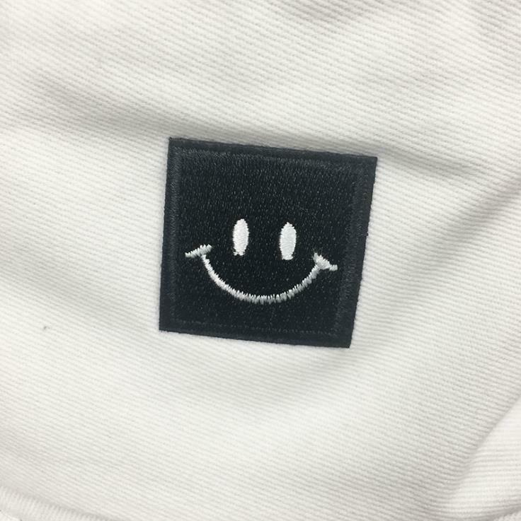 Smile Bucket Hat visor Camping