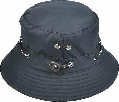 Aprileo Foldable Hat Cotton Travel Hat