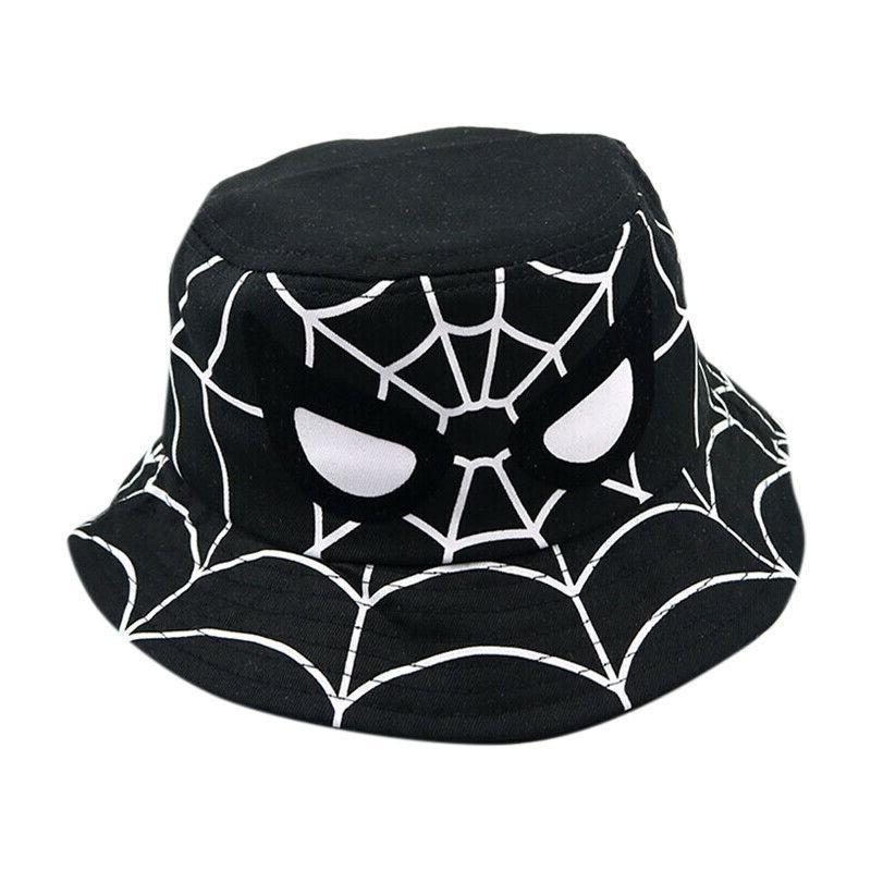 Kids Hat Wide Brim Sun Hats Man Fishing Bonnet