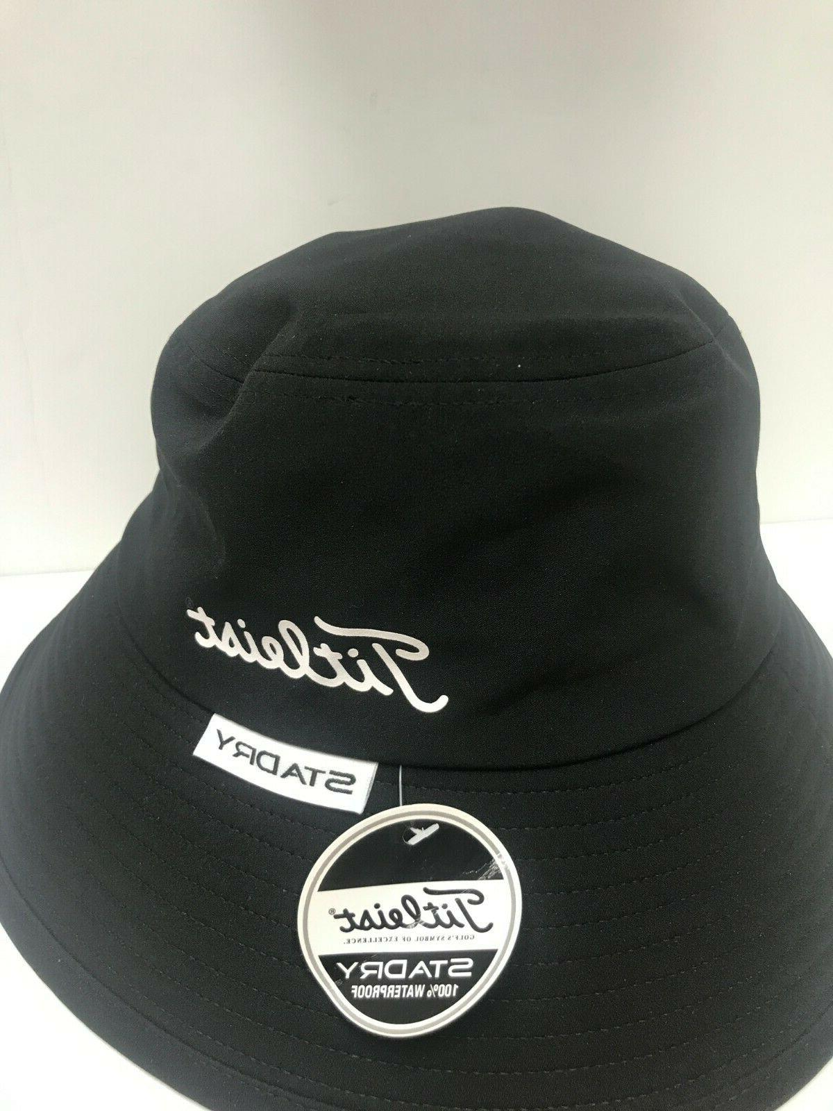 Titleist StaDry Bucket Hat - Pick