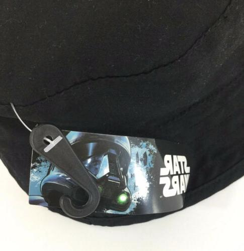 Star Wars Boys NWT Reversible Graphic Black
