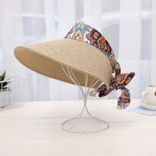 Stylish Fold-able Summer Bucket Sun Hat For Women Girls