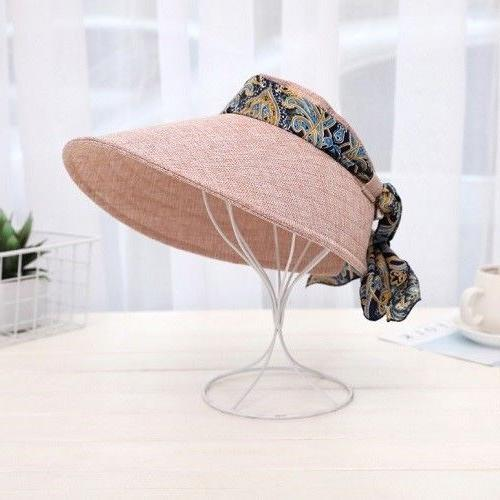 Stylish Brim Fold-able For Women Girls