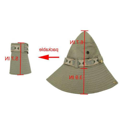 Bucket Boonie Wide Fishing Hats Cap