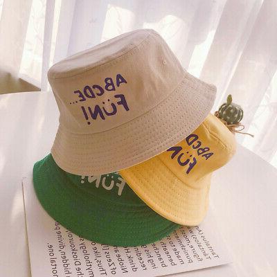 Summer Girl Toddler Letter Hat Sun Cap