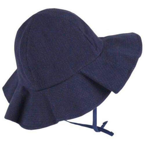 Hat Cotton Bucket Caps Child Cap
